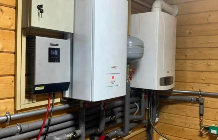 Установка электро котла для отопления дома под ключ недорого